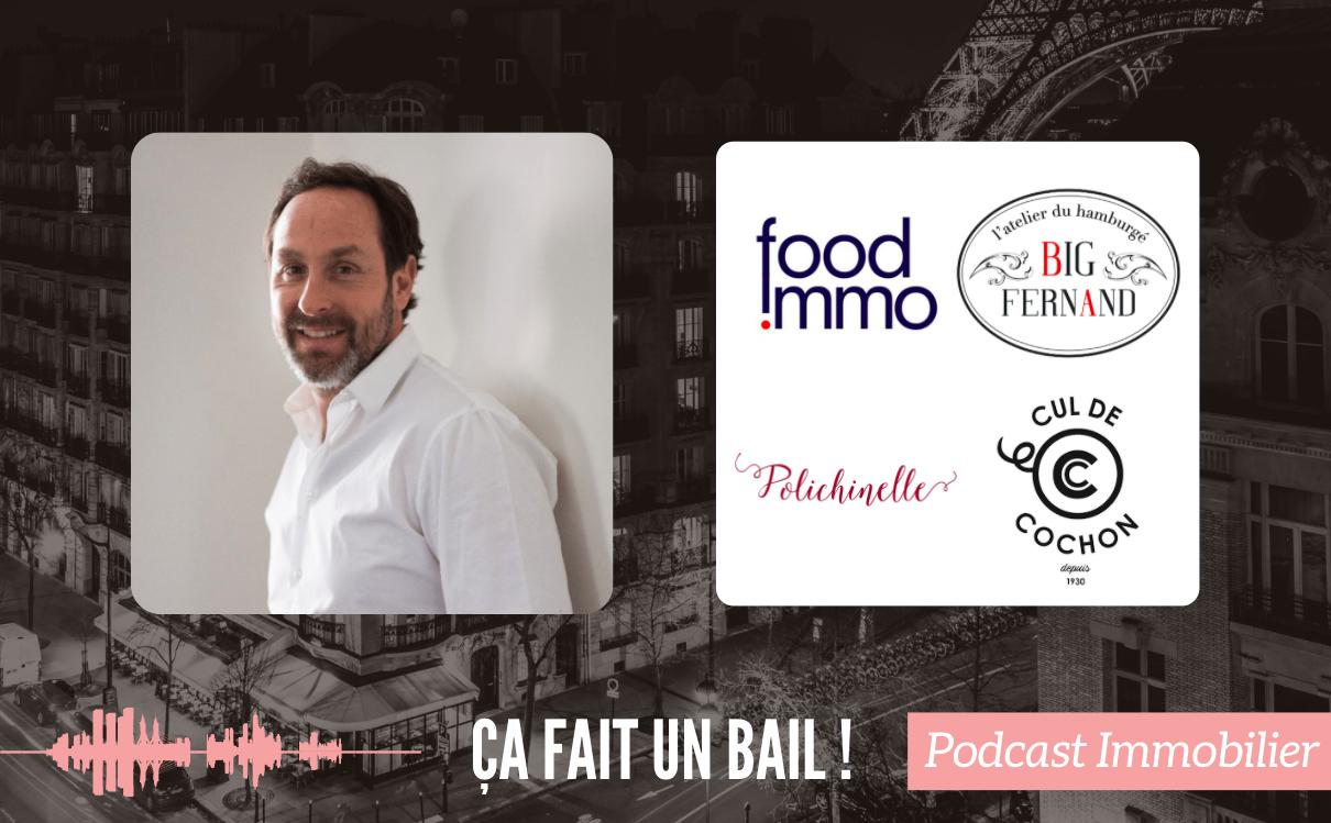 Steve Burggraf, Foodimmo, Big Fernand, Polichinelle, Cul de Cochon