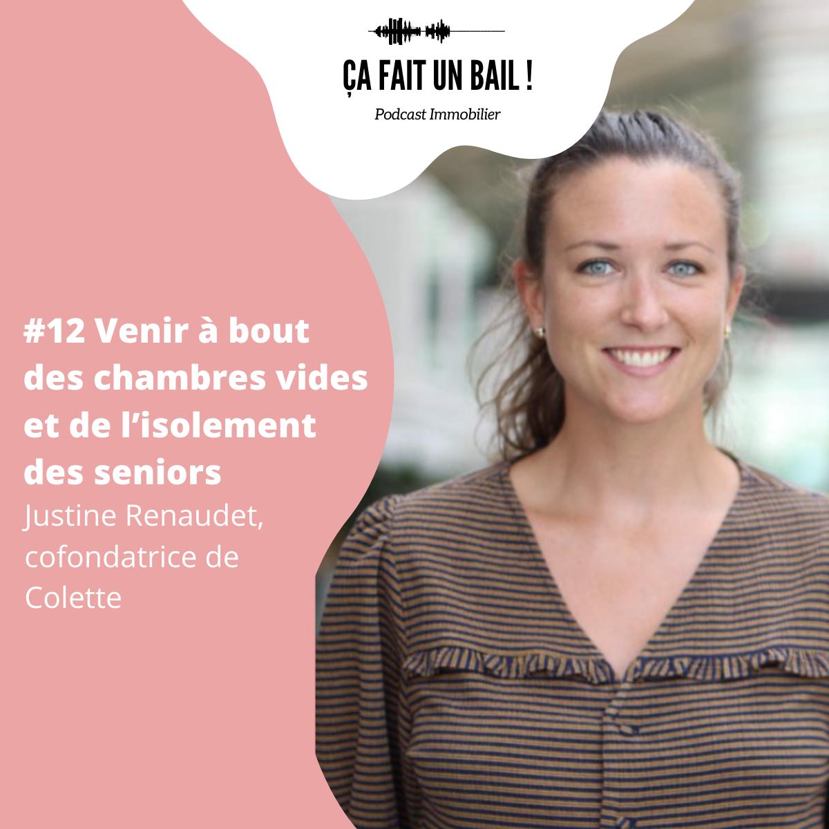 Justine Renaudet - Colette