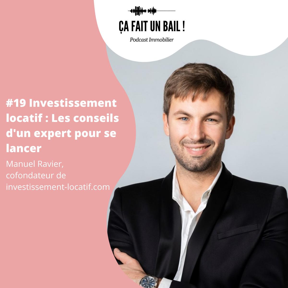 Manuel Ravier Investissement locatif
