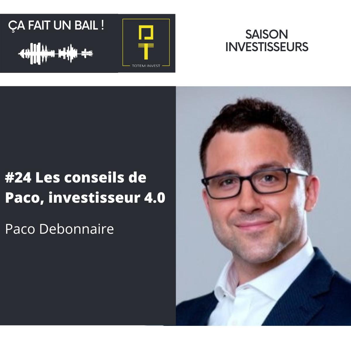 Paco Podcast ÇA FAIT UN BAIL